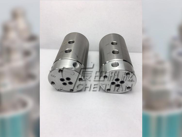 自动化导气滑环